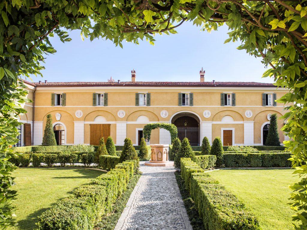 Villa Vegine – Brescia