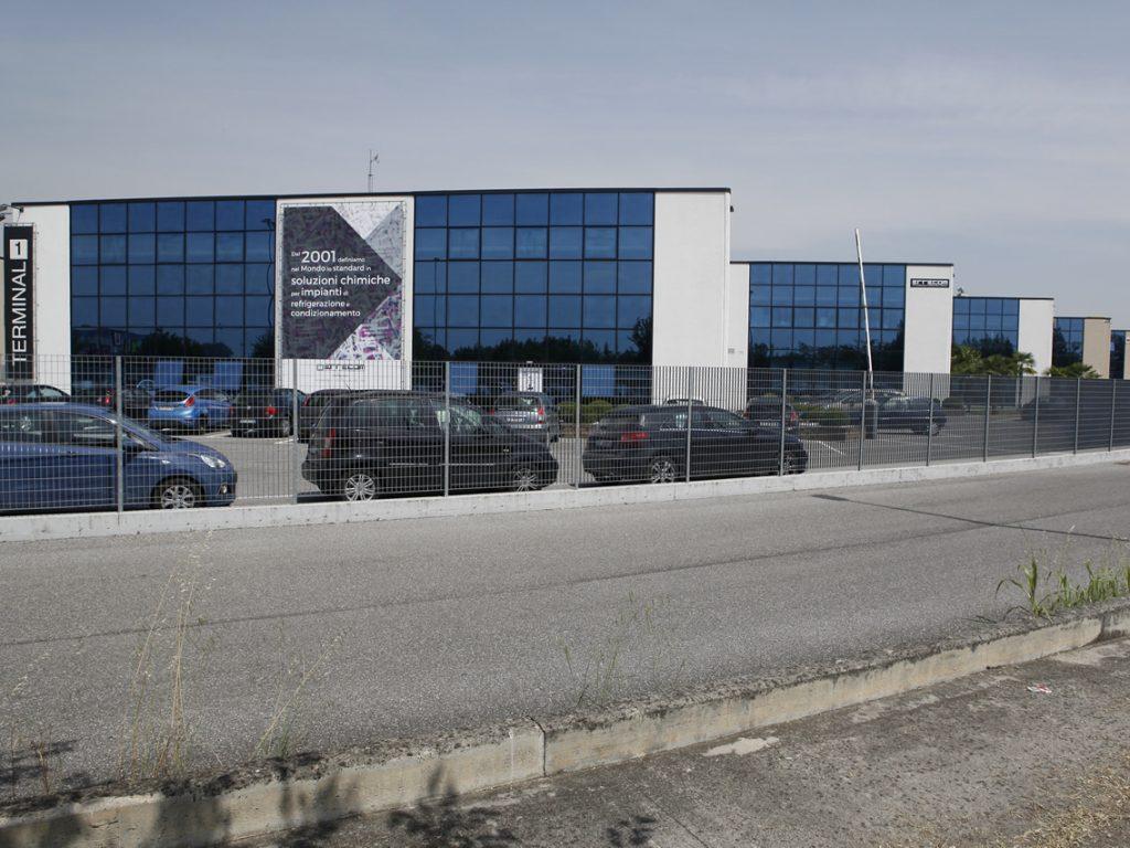 Corzano – Via industriale